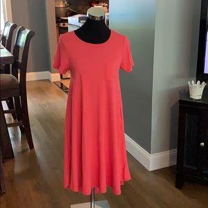 Lularoe Carly Dress 🌸 Buttery Soft Material